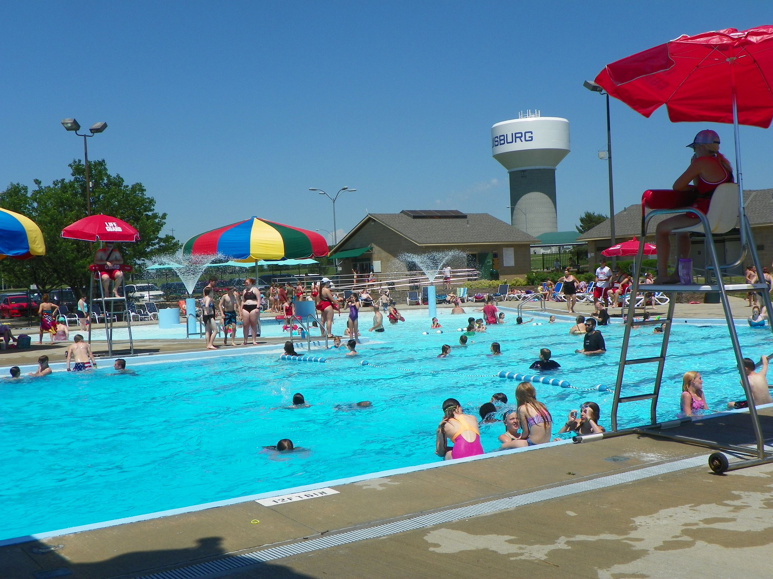 Louisburg Aquatic Center