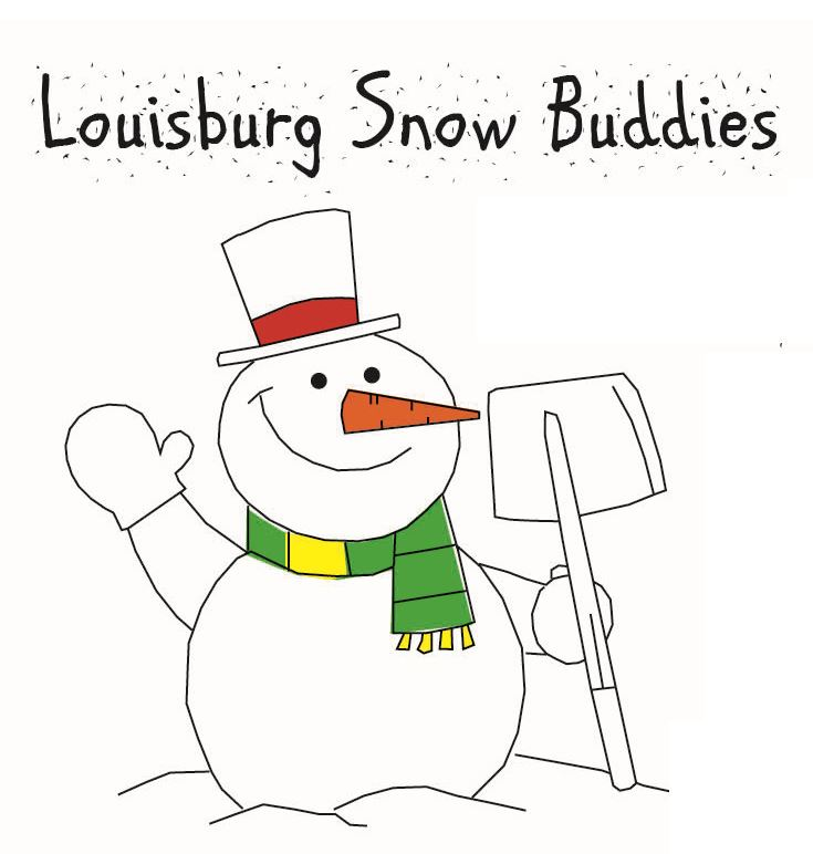 A picture of the Snow Buddies logo